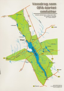 Fiskekort kart