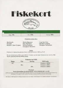 Fiskekort priser